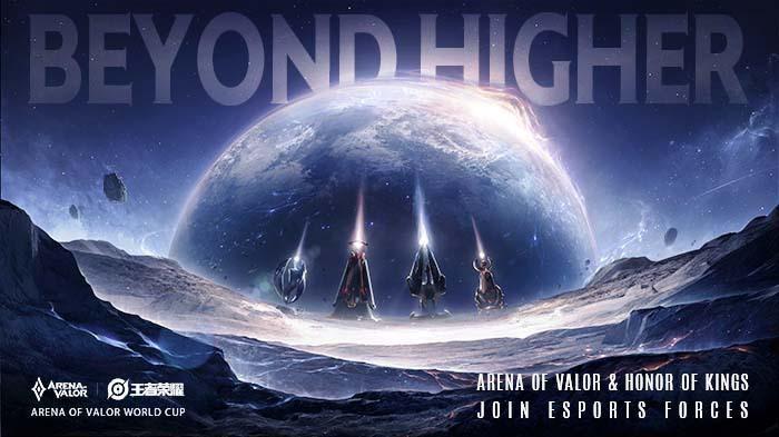 Arena of Valor x Honor of Kings Gelar AWC 2022 Total Hadiah Rp 115 Miliar