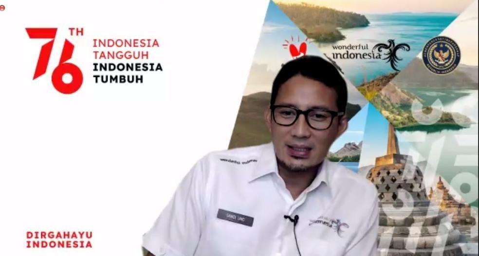 Indonesia Ikut Bocuse d'Or, Sandiaga Uno Harapkan Kuliner Indonesia Kian Berjaya