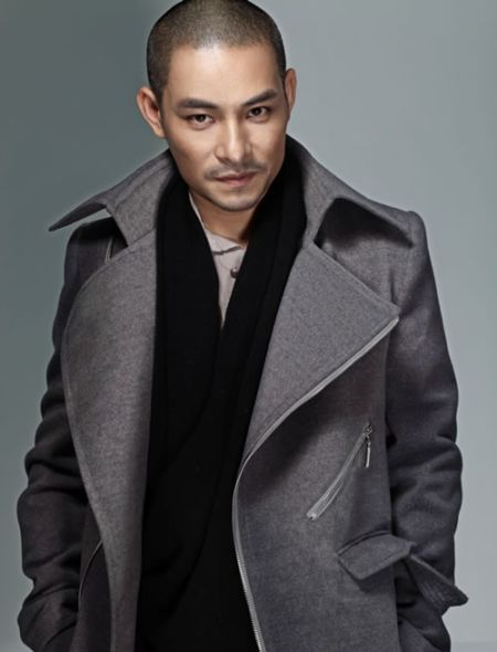 Du Yiheng, stuntman Andy Lau yang kini jadi aktor top.
