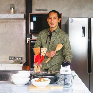 7 Potret Rumah Chef Juna Semasa Kecil di Bali, Bentuknya Tak Disangka