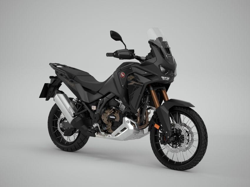 Honda Africa Twin 2022