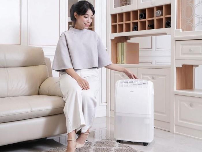 Ilustrasi air purifier.