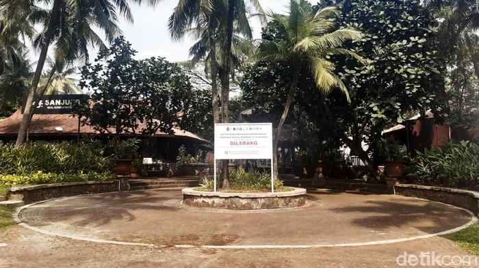 Satgas Penganangan Hak Tagih Negara Dana BLBI mengamankan aset para obligor dan debitur yang memiliki urusan utang-piutang negara. Salah satunyaberupa tanah di kawasan Lippo Karawaci.