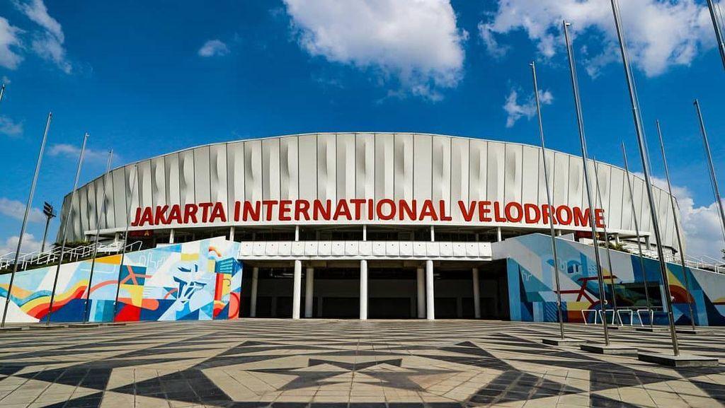 Jakarta International Velodrome Kembali Dibuka, Ini Syarat Masuknya