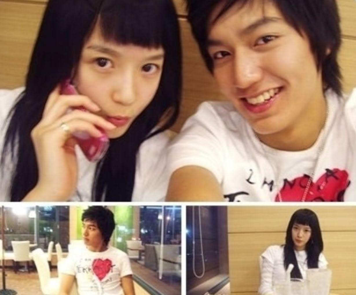 Lee Min Ho dan Kang Min Kyung