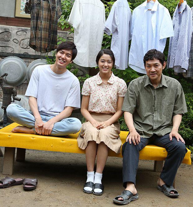 Lee Min Ho dan Seolhyun AOA