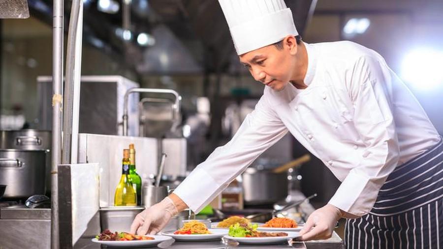 Bisnis Kuliner Mantan Chef