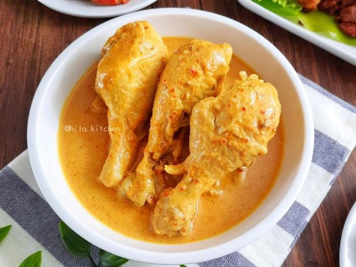 Resep Gulai Ayam Rumah Makan Padang