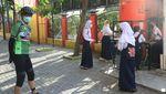 Seperti Ini Momen Pembelajaran Tatap Muka di Semarang