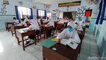 SMPN 1 Mungkid Magelang Juga Gelar Sekolah Tatap Muka