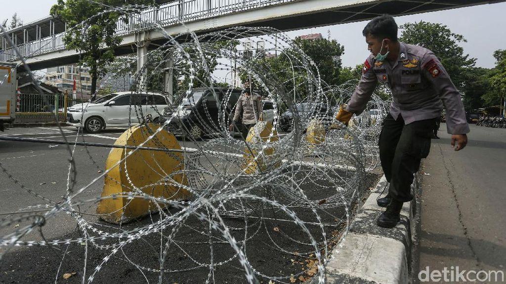 Massa HRS Bubar, Begini Kondisi di Pengadilan Tinggi DKI Jakarta