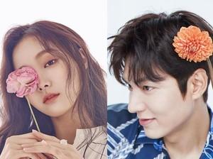 5 Fakta Kedekatan Lee Min Ho dan Yeonwoo eks Momoland, Agensi Bantah Pacaran