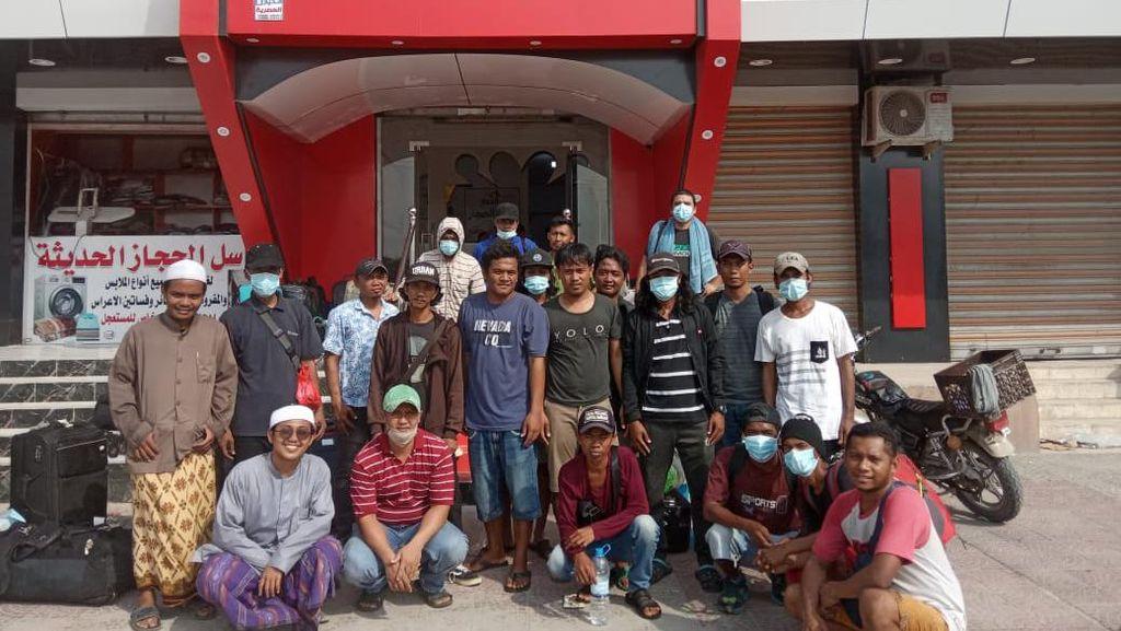 18 ABK WNI Dibebaskan Pengadilan Yaman, Segera Pulang ke RI