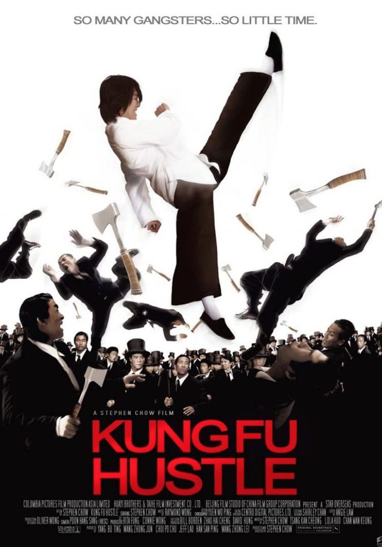 Deretan film terlaris dari Stephen Chow.