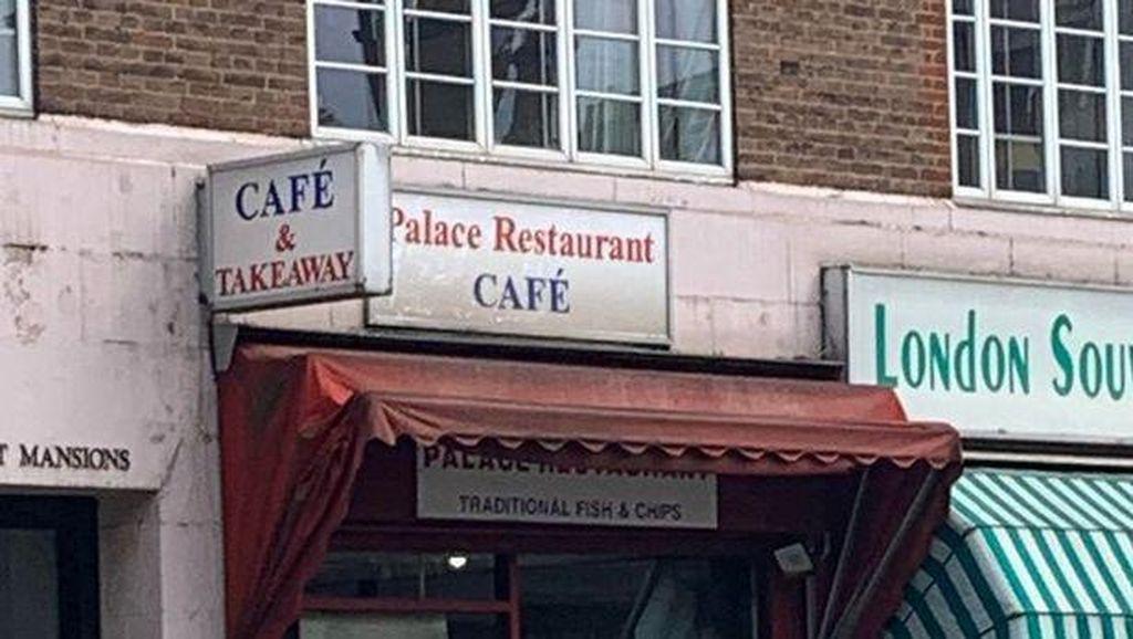 Inilah Restoran Terburuk di London, Peringkat Terbawah TripAdvisor