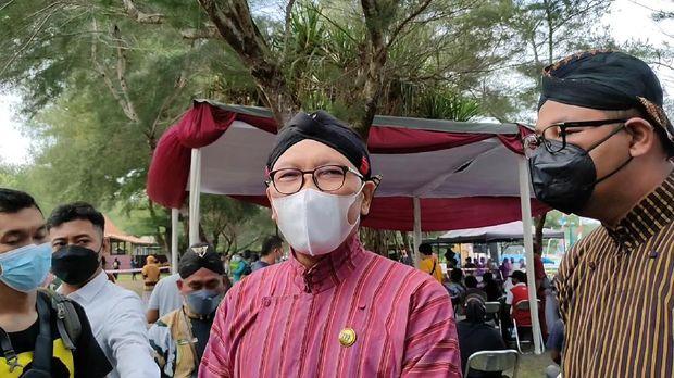 Kepala Dinas Pariwisata DIY, Singgih Raharjo