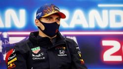 F1 GP Rusia: Verstappen Start Paling Belakang