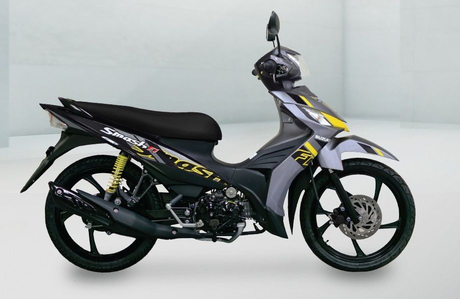 Model terbaru Suzuki Smash meluncur di Thailand