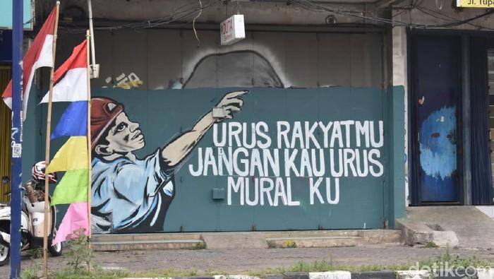 Mural di Karawang