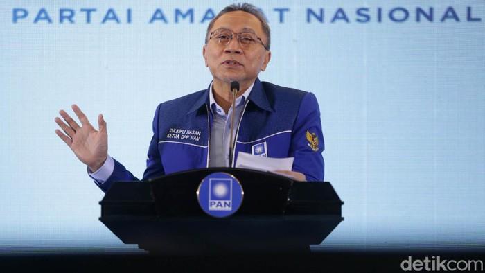 PAN gelar Rapat Kerja Nasional (Rakernas) II usai sebelumnya diketahui bergabung dengan koalisi Presiden Joko Widodo. Apa yang dibahas PAN dalam Rakernas itu?