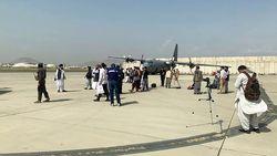 Qatar Kerja Sama dengan Taliban untuk Buka Kembali Bandara Kabul