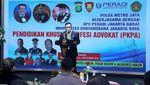 Pendidikan Advokat untuk Anggota Polri