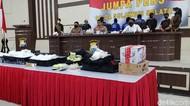 Total 88 Kg Sabu di Makassar Disita dari Sindikat Narkoba, Bandarnya Lolos