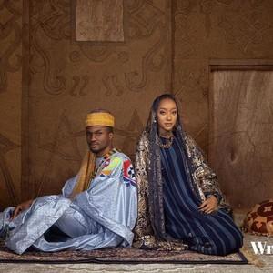 10 Foto Pernikahan Mewah Anak Presiden Nigeria yang Jadi Kontroversi