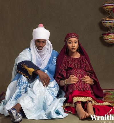 Pernikahan Mewah Anak Presiden Nigeria