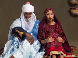 Pernikahan Mewah Anak Presiden Ini Disorot, Gaun Pengantin Dianggap Seksi