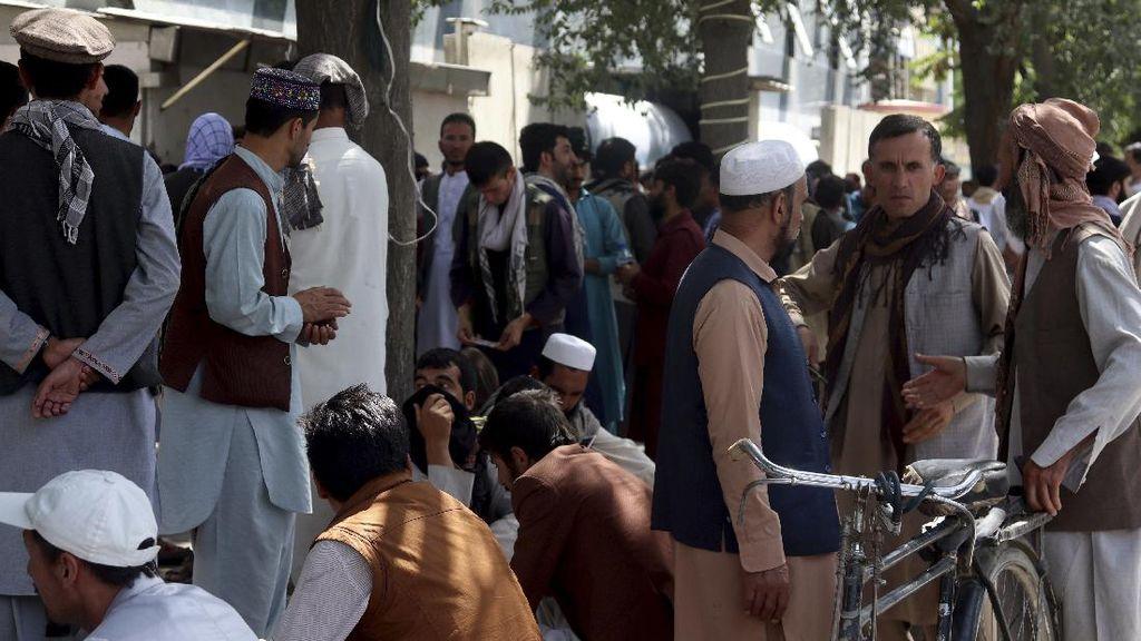 Pertama Usai Taliban Berkuasa, UEA Kirim Bantuan Medis ke Afghanistan