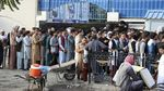 Jerit Kelaparan Warga Afghanistan di Bawah Kekuasaan Taliban