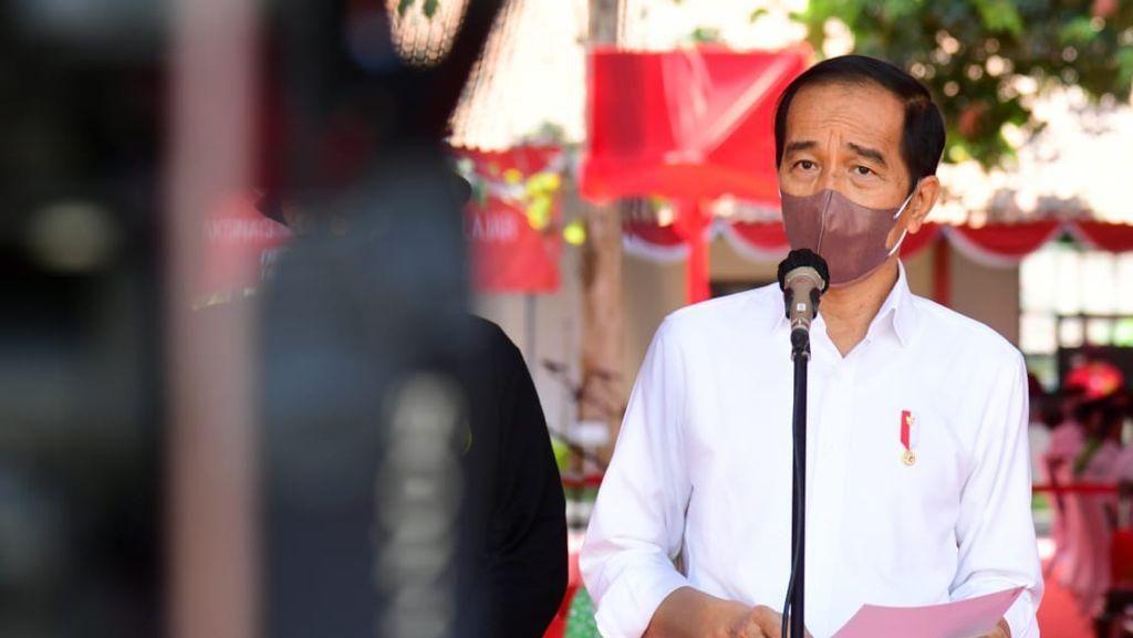 Jokowi Lanjut ke DIY, Tinjau Vaksinasi-Kunjungi Muallimin Muhammadiyah