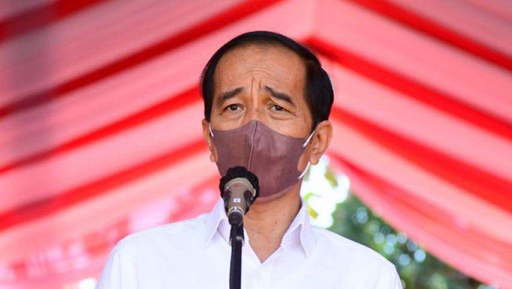 Santri Minta Vaksinasi COVID Sasar Ortu, Jokowi: Kita Ingin Semua Divaksin