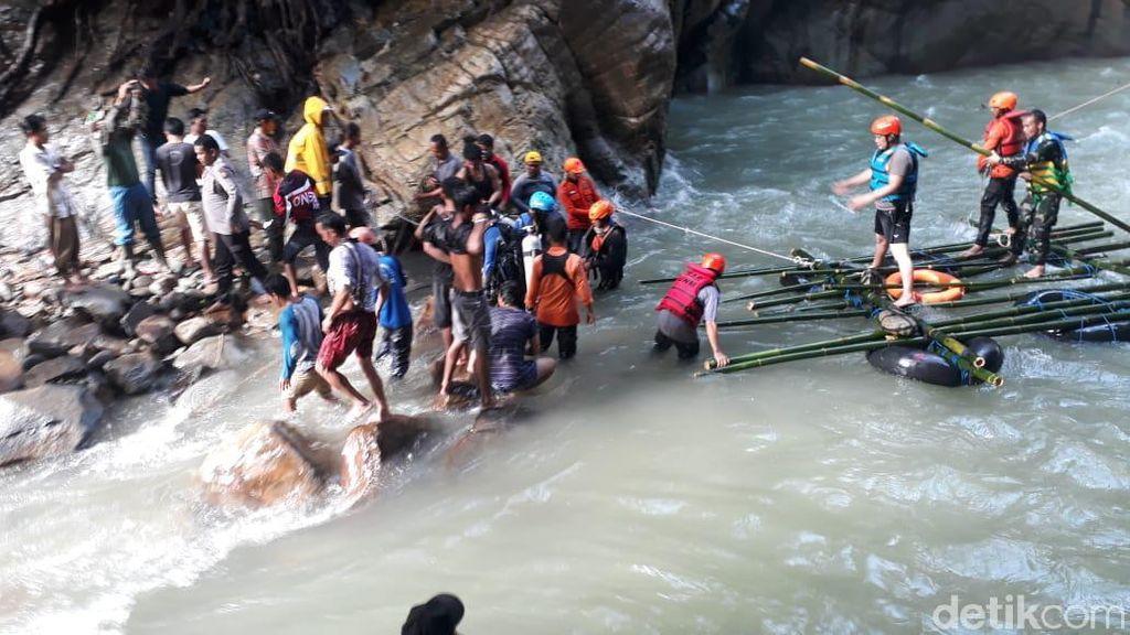 3 Hari Tenggelam di Wisata Air Terjun, Pemuda Sulsel Ditemukan Tewas