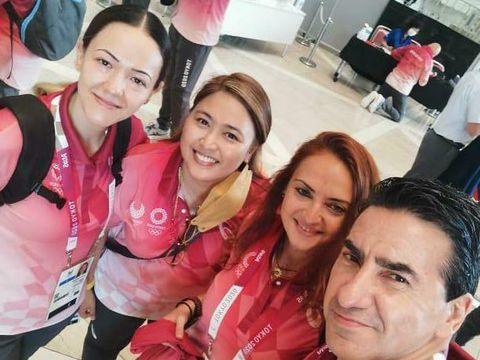 Rahadewi Neta, Wasit Indonesia di Paralimpiade Tokyo 2020 cabor taekwondo