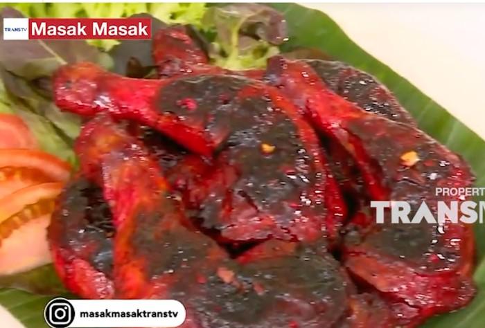 Resep Ayam Bakar Kak Ros Upin Ipin