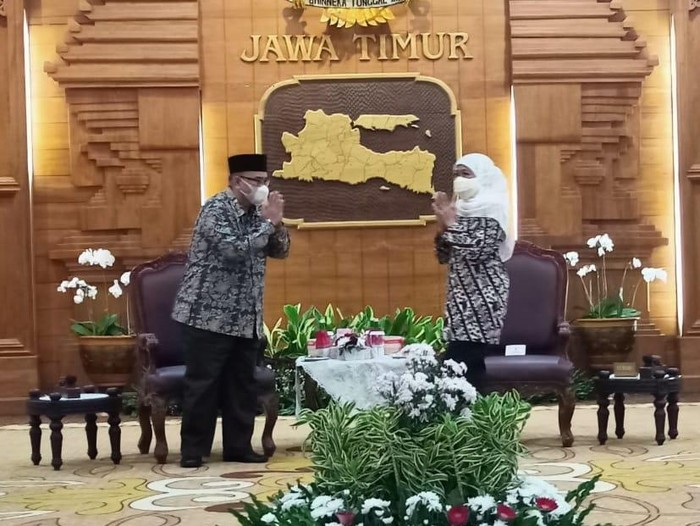Timbul Prihanjoko Resmi Jabat Plt Bupati Probolinggo