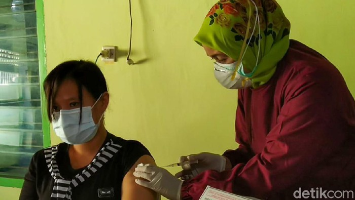vaksinasi ibu hamil di ponorogo