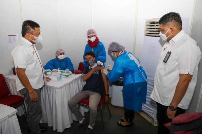 Vaksinasi Karyawan Telkom