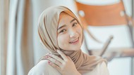 Potret Senyum Manis Ansellma Putri, Seleb TikTok yang Putuskan Berhijab