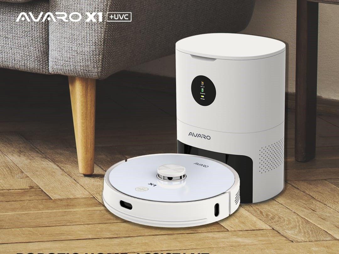 Avaro Robot Vacuum