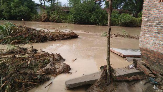 Banjir di Asahan