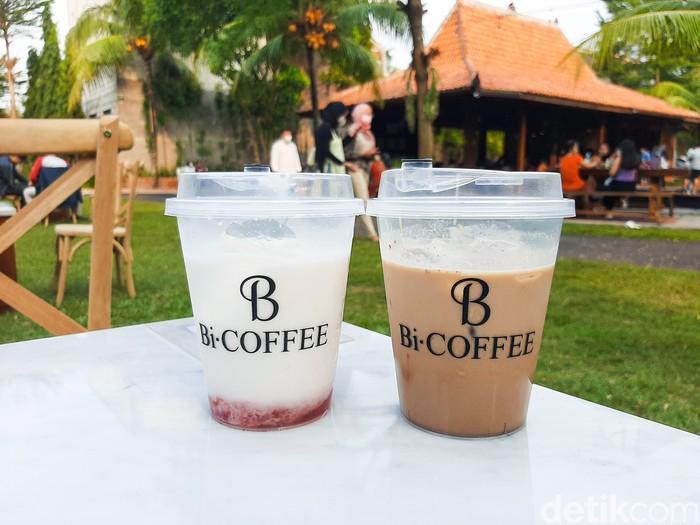 Bi Coffee, Kafe dengan Suasana Sejuk ala Puncak di Tangerang Selatan