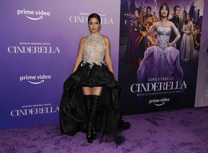 Camila Cabello, a cast member in