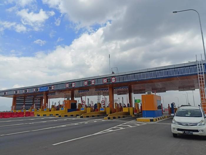 Gerbang Tol baru Cileunyi mulai dioperasikan hari ini