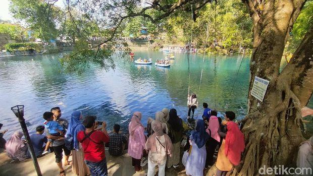 Hari Jadi Kuningan, Wisatawan Lahir September Gratis Masuk Objek Wisata