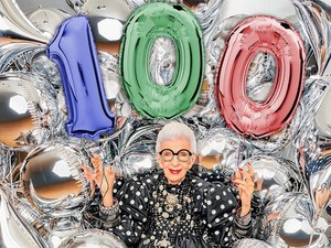 Ulang Tahun ke-100, Ikon Fashion Iris Apfel Mengaku Merasa Seperti Remaja