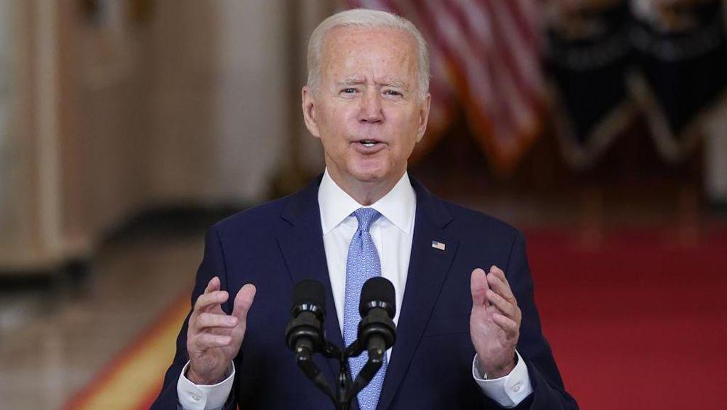 Joe Biden Kritik Perilaku Memaksa China di Selat Taiwan