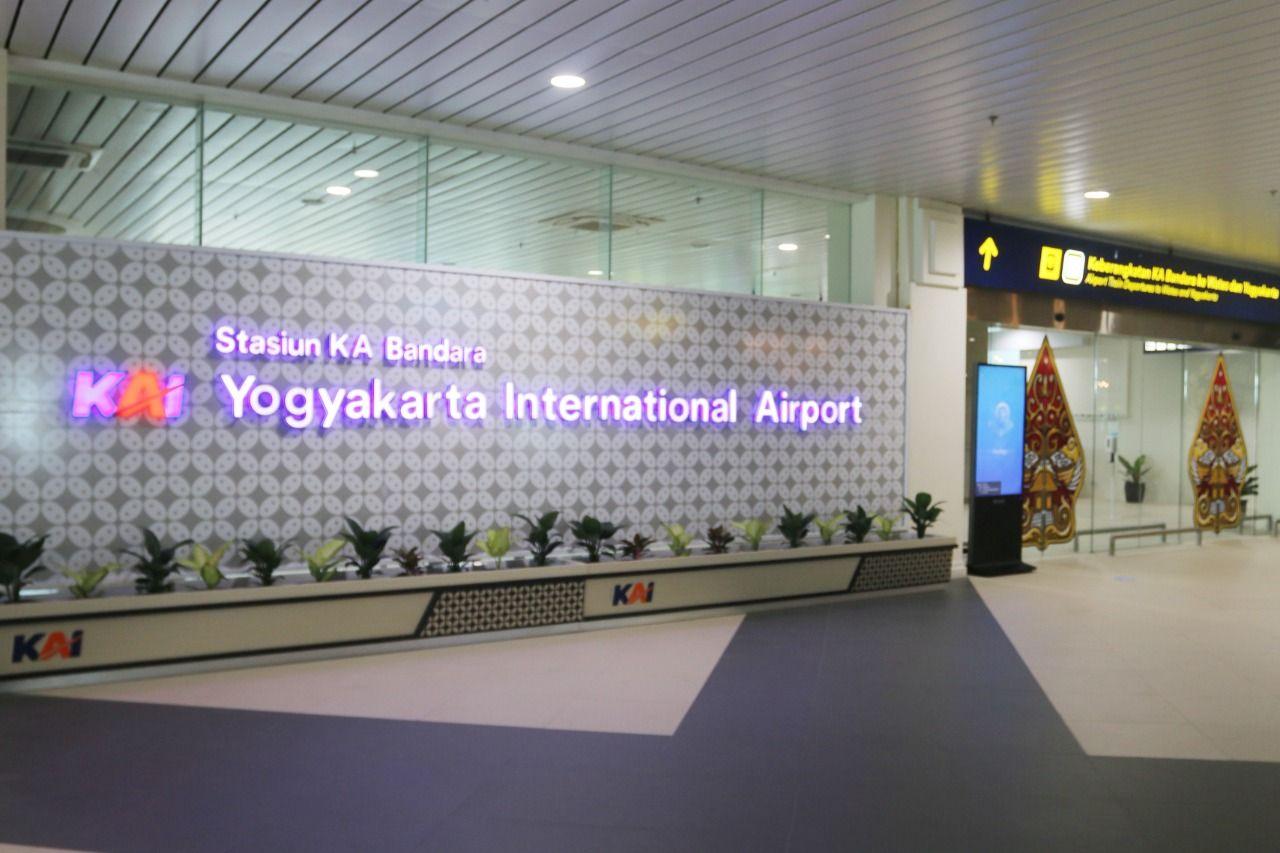 KA Bandara Internasional Yogyakarta